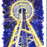 acrylic_spaceNeedle